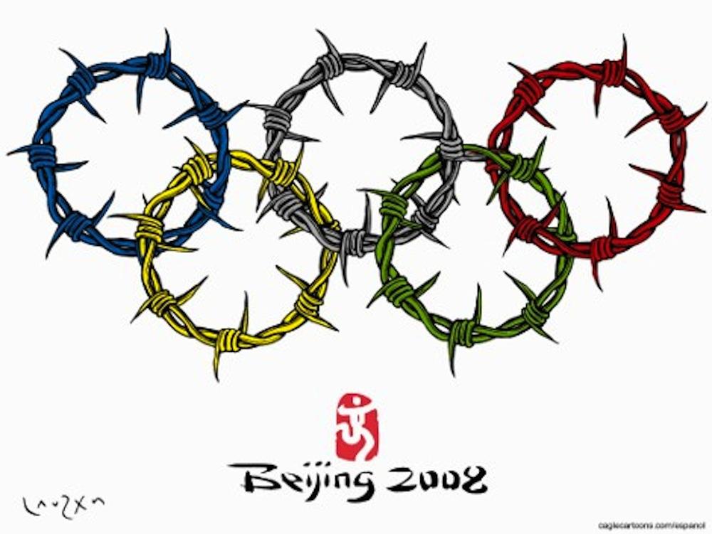 Olympicsart_Beijing_Barbed-Wire