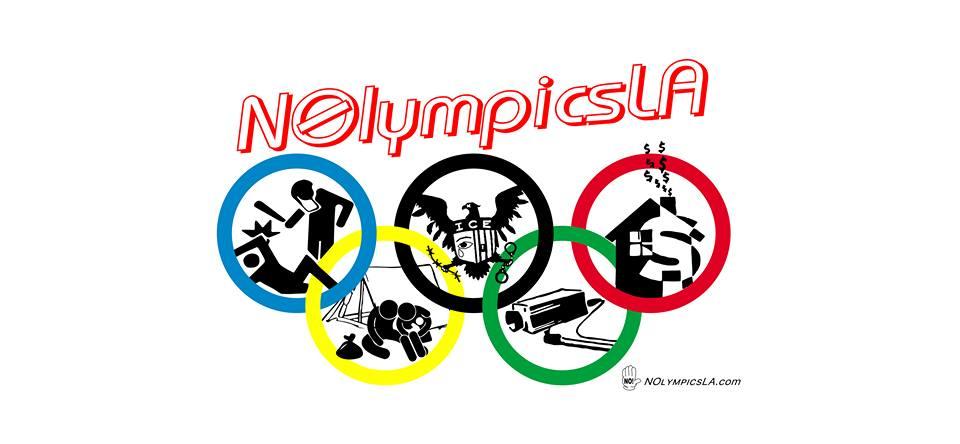 LA 2028. Source – NOlympics LA