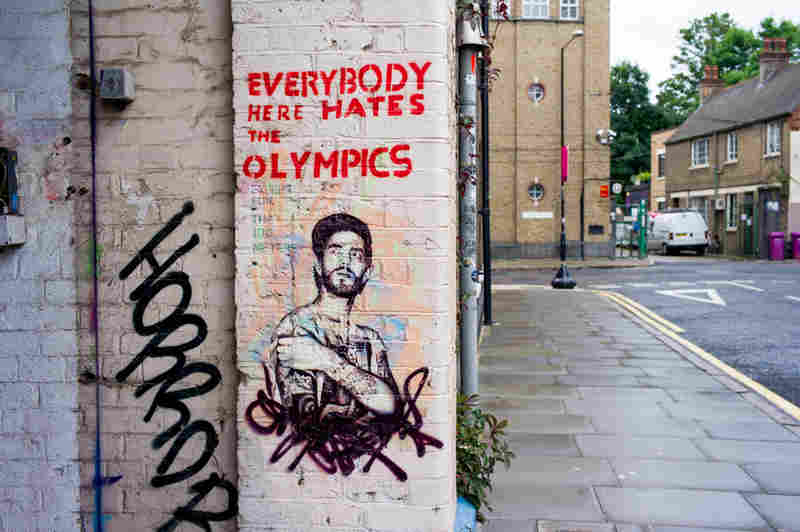 London 2012 everybody here hates the Olympics